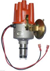 Volkswagen Beetle Electronic distributor With Vacuum advance (SVDA) & HTLeads