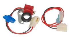 Electronic Ignition Kit 23D & 25D Lucas Distributors Positive earth