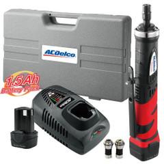 AcDelco ARG1213EU 10.8V Straight die grinder