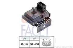 Air Pressure Sensor, height adaptation FACET 10.3021