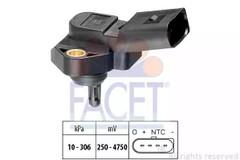 Air Pressure Sensor, height adaptation FACET 10.3073