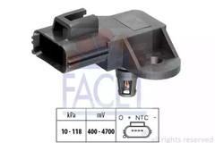 Air Pressure Sensor, height adaptation FACET 10.3093