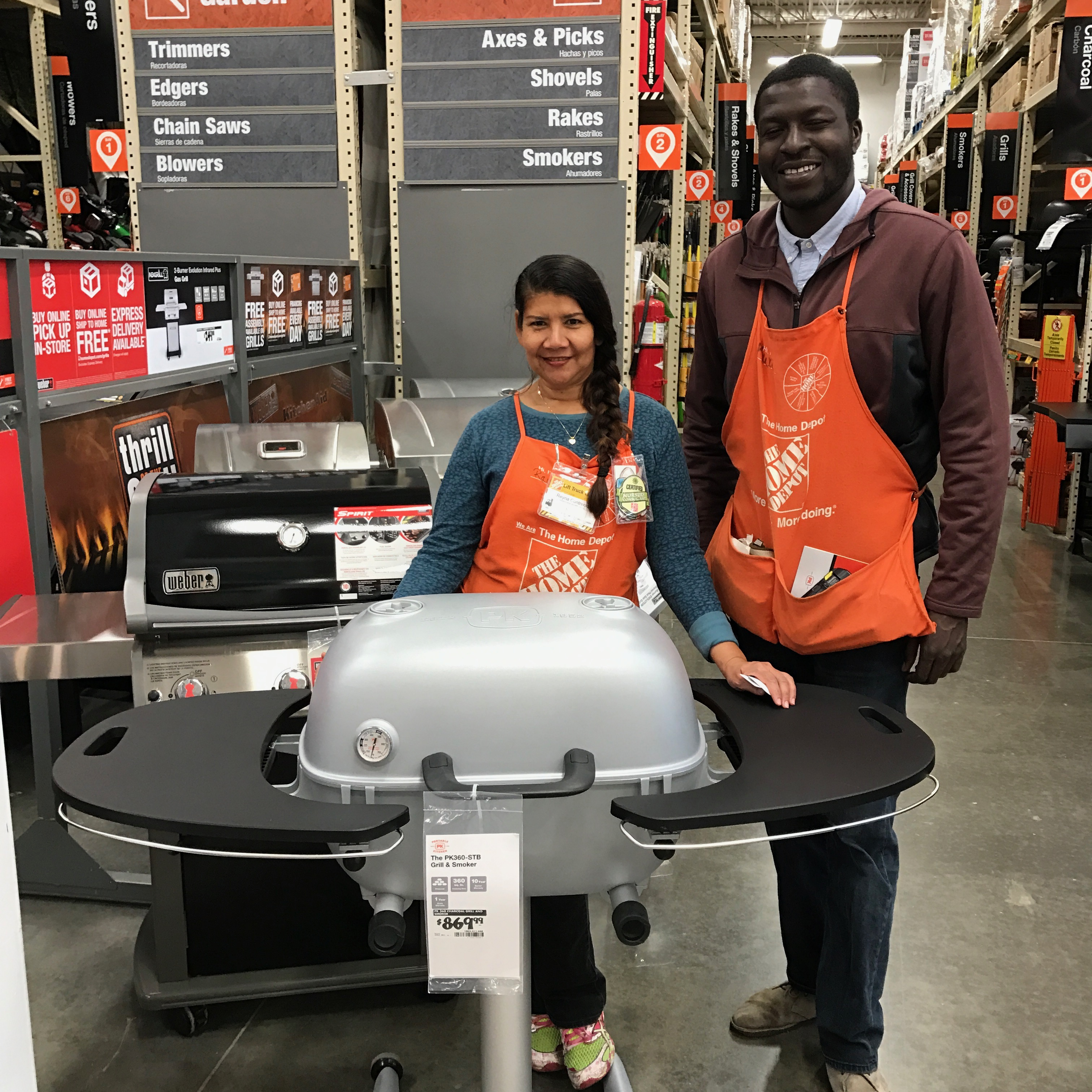 The Best Last Grill You Ll Ever Buy Pk360 Home Depot End Of