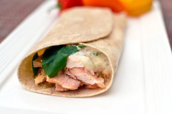 Grilled Salmon Tacos extraordinarybbq.com
