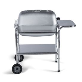 The Original PK Grill & Smoker - Classic Silver