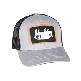 New PK Pig Trucker Black / Grey
