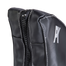 The PK360 Grill & Smoker Pro Series three-piece grill cover with shelf carry bag.