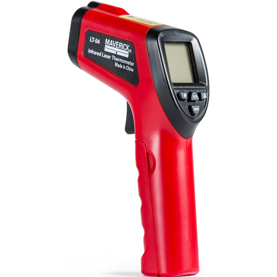 Maverick LT-04 Infrared Laser BBQ Surface Thermometer