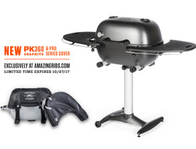 The New Graphite PK360 Grill & Smoker AmazingRibs.com Special Offer