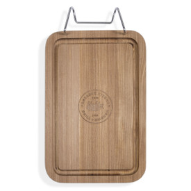 The PK Grills Durable Teak Cutting Board
