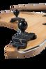 The PK360 Teak Shelf Kit heat resistant mounting hardware.
