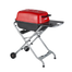 The Original PKTX Grill & Smoker Limited Edition Red Graphite