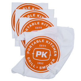 PK Grills Shop Rags - 4 pack
