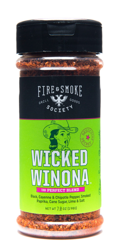 Wicked Winona Spice Blend by Fire & Smoke Society