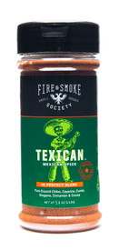 Texican Mexican Spice Blend by Fire & Smoke Society