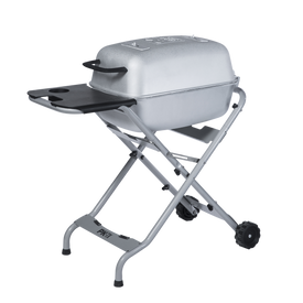 Silver PKTX Grill & Smoker Stainless
