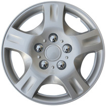 KT-942-14S/L, 14 WHEEL COVER SILVER/LACQUER