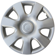 KT-944-15S/L, 2002 - 2004 TOYOTA CAMRY 15 WHEEL COVER SILVER/LACQUER