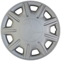 KT-857-15S/L, 1995 - 1999 TOYOTA AVALON 15 WHEEL COVER SILVER/LACQUER