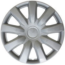 KT-985-15S/L, 2004 - 2006 TOYOTA CAMRY 15 WHEEL COVER SILVER/LACQUER