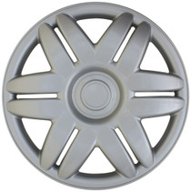 KT-925-15S/L, 2000 - 2001 TOYOTA CAMRY 15 WHEEL COVER SILVER/LACQUER