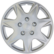 KT-915-17S/L, 17 ABS WHEEL COVER SILVER/LACQUER
