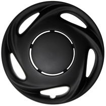 "KT-885-14MBK, 14"" WHEEL COVER MATT BLACK"