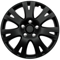 KT-1032-16MBK, 16 WHEEL COVER MATT BLACK