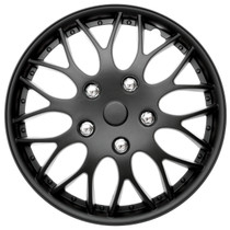 KT-970-15MBK, 15 WHEEL COVER MATTE BLACK