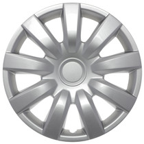 1PC-SM-423-15S, 1 Piece Toyota inspired Aftermarket Universal Hub Cap