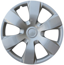 "KT-1000-16S/L, 2007 TOYOTA CAMRY 16"" WHEEL COVER SILVER/LACQUER"