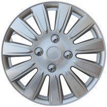 KT-1011-15S/L, 2006 NISSAN 15 WHEEL COVER SILVER/LACQUER