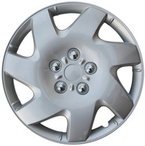 KT-1026-16S/L, TOYOTA CAMRY 16 WHEEL COVER SILVER/LACQUER