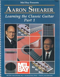 Aaron Shearer: Learning the Classic Guitar part 1