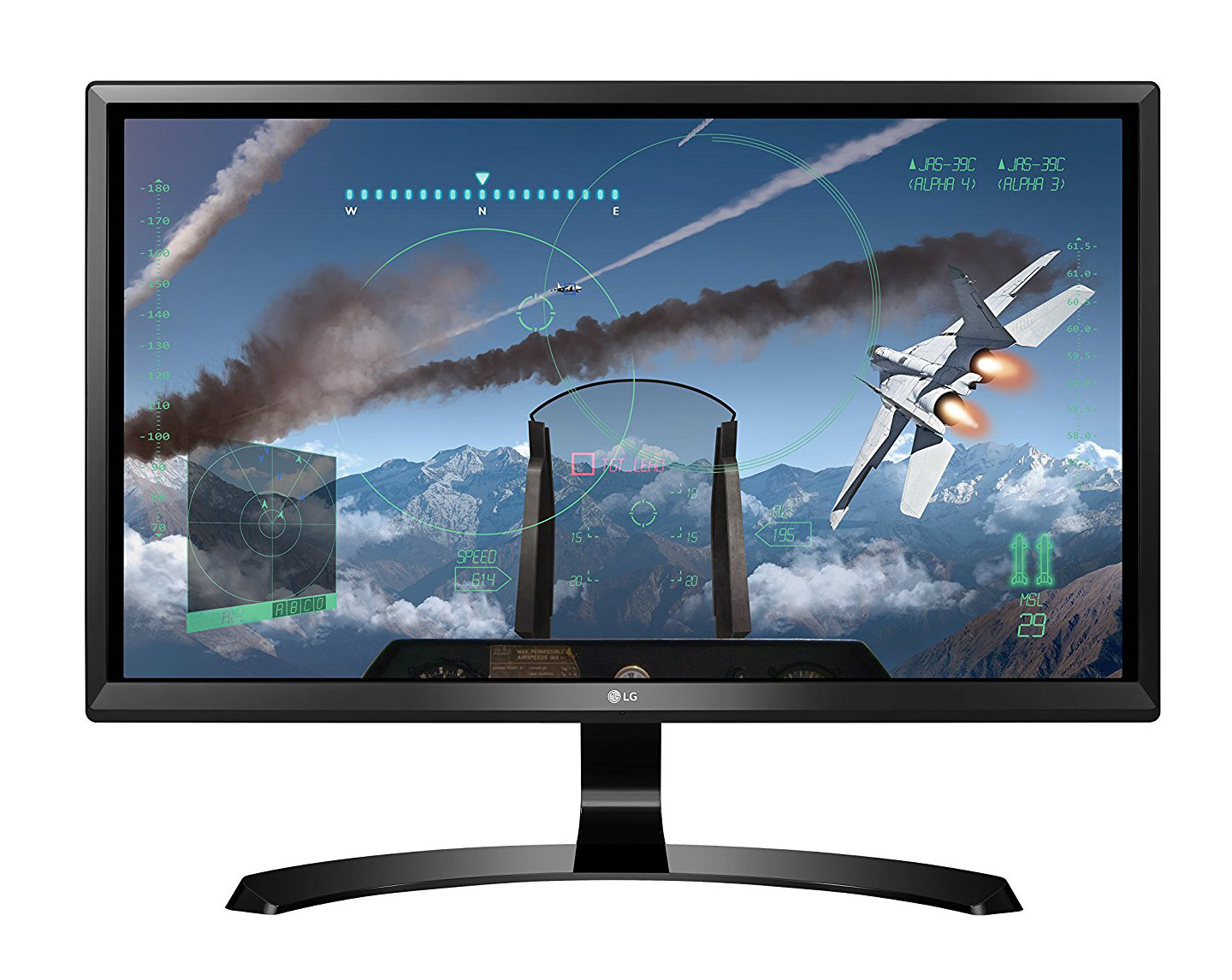 cheap 4k gaming monitor