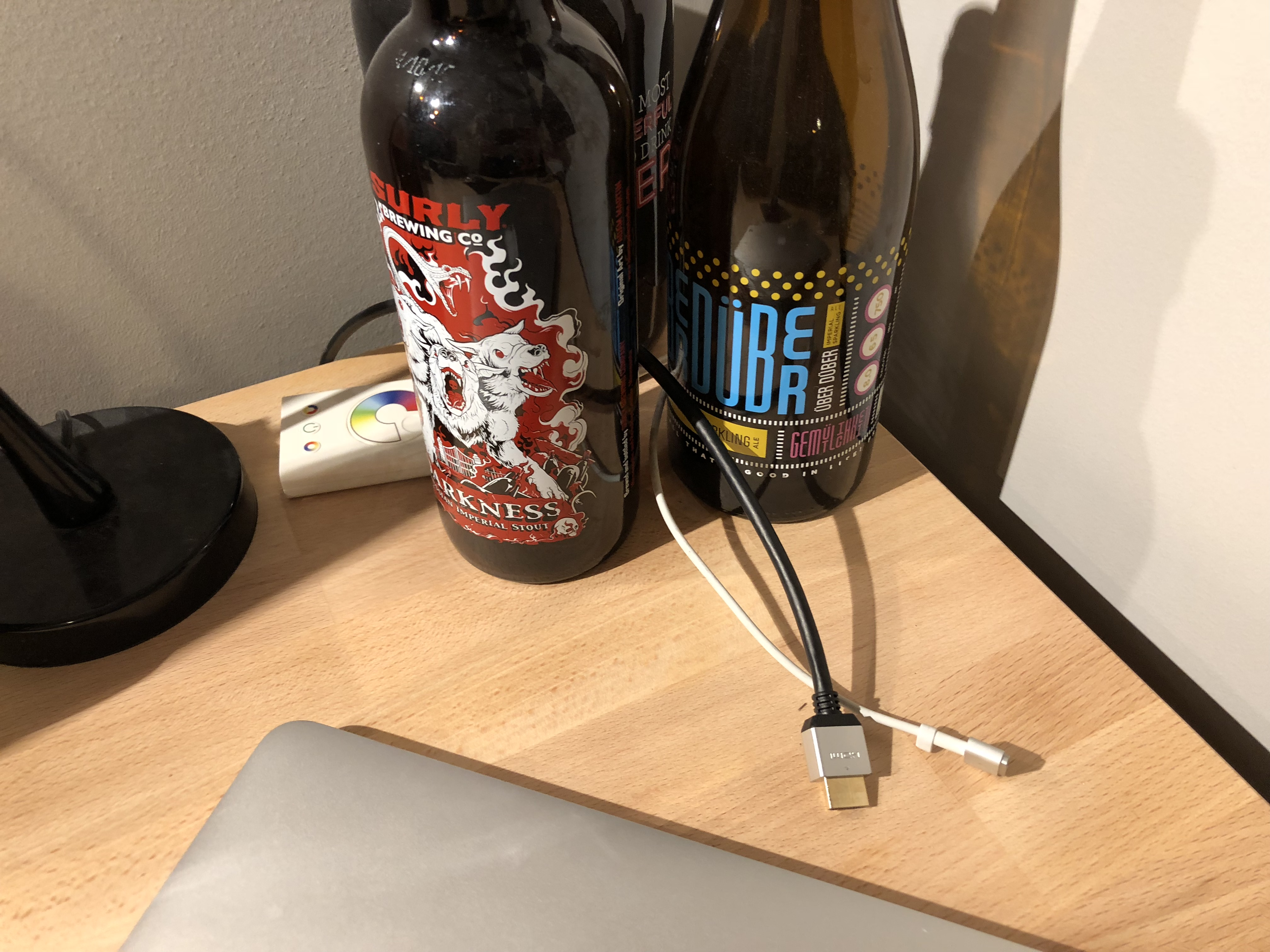 surly darkness cable holder