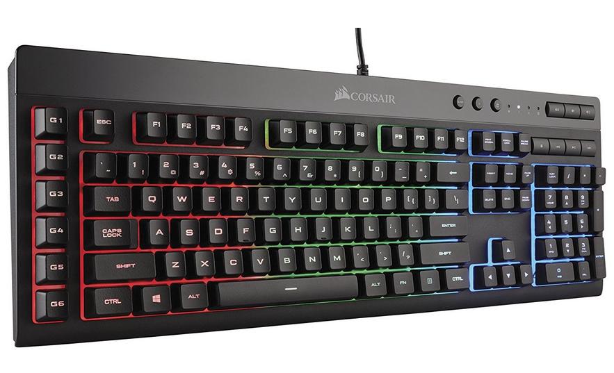COSAIR K55 gaming keyboard