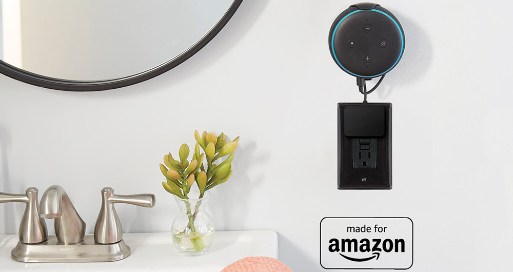 echo dot mount for dot 3rd generation