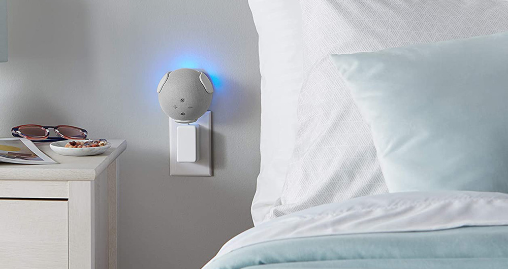 echo dot wall mount 4th generation accessory