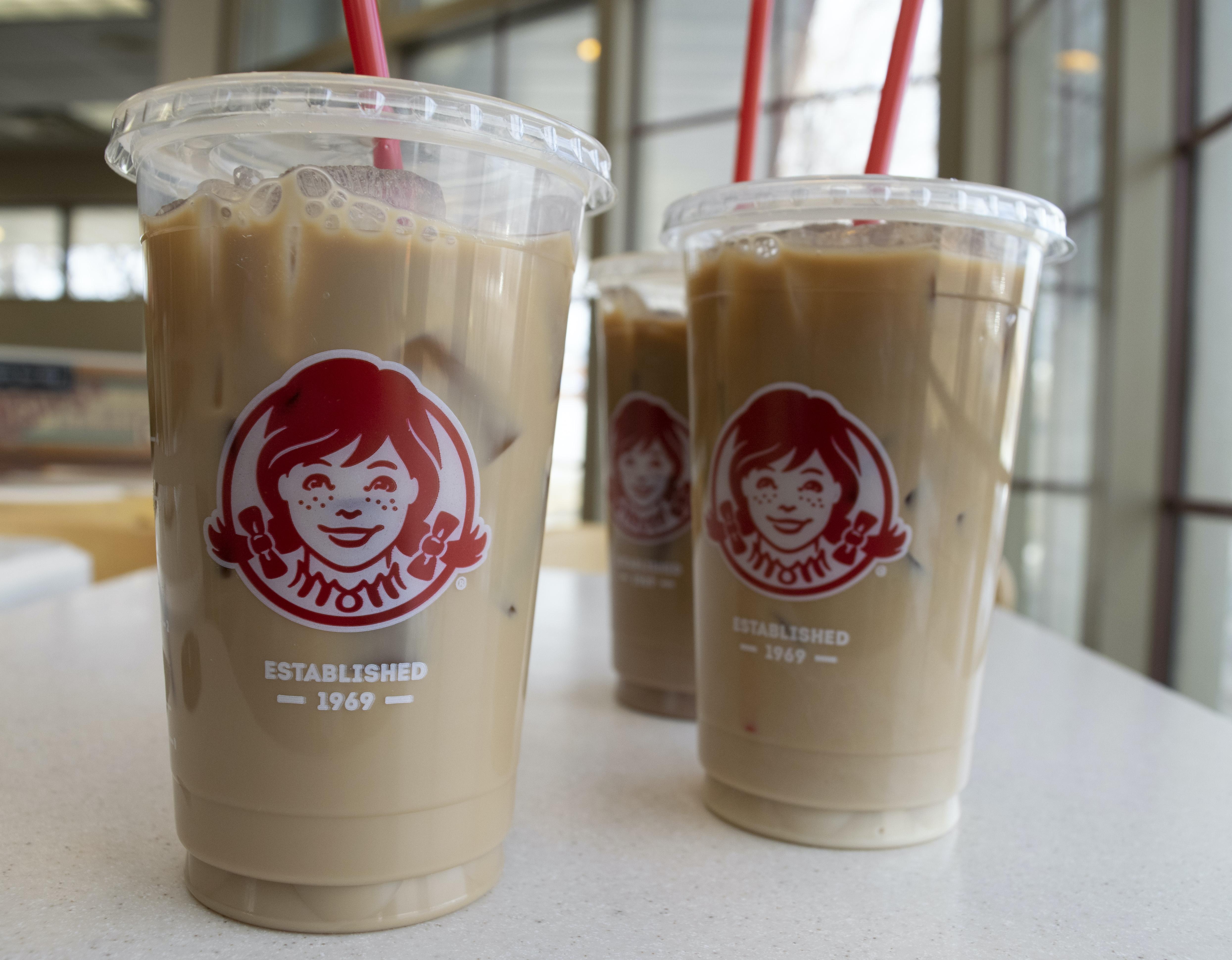 Wendy's Coffee Frosty-ccino Taste Test