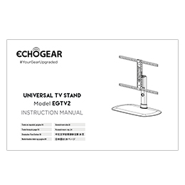 Easy to understand installation manual