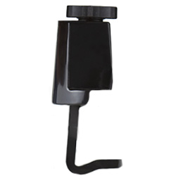 Desk clamp for single monitor mount