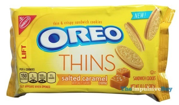 salted caramel oreo thin