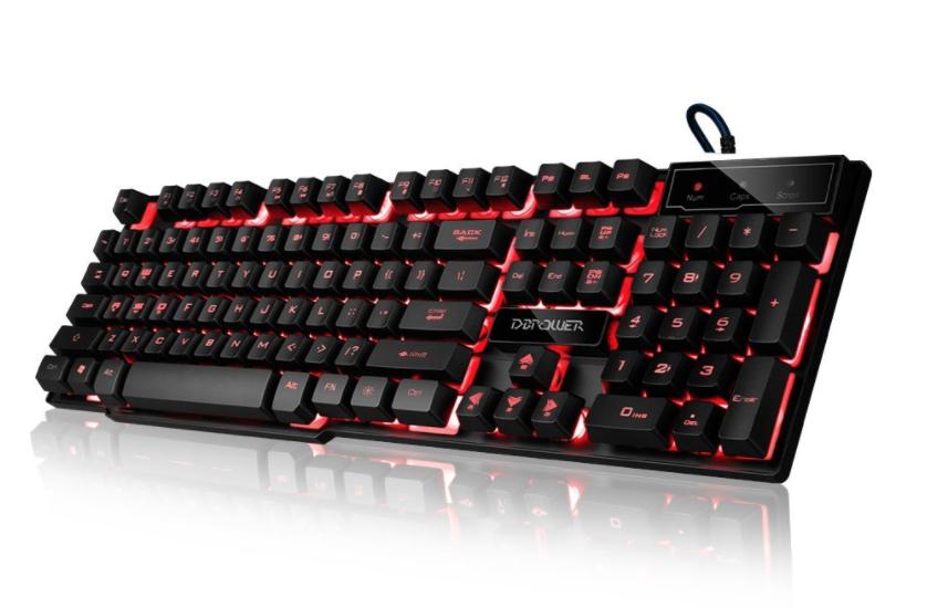 DBPower gaming keyboard