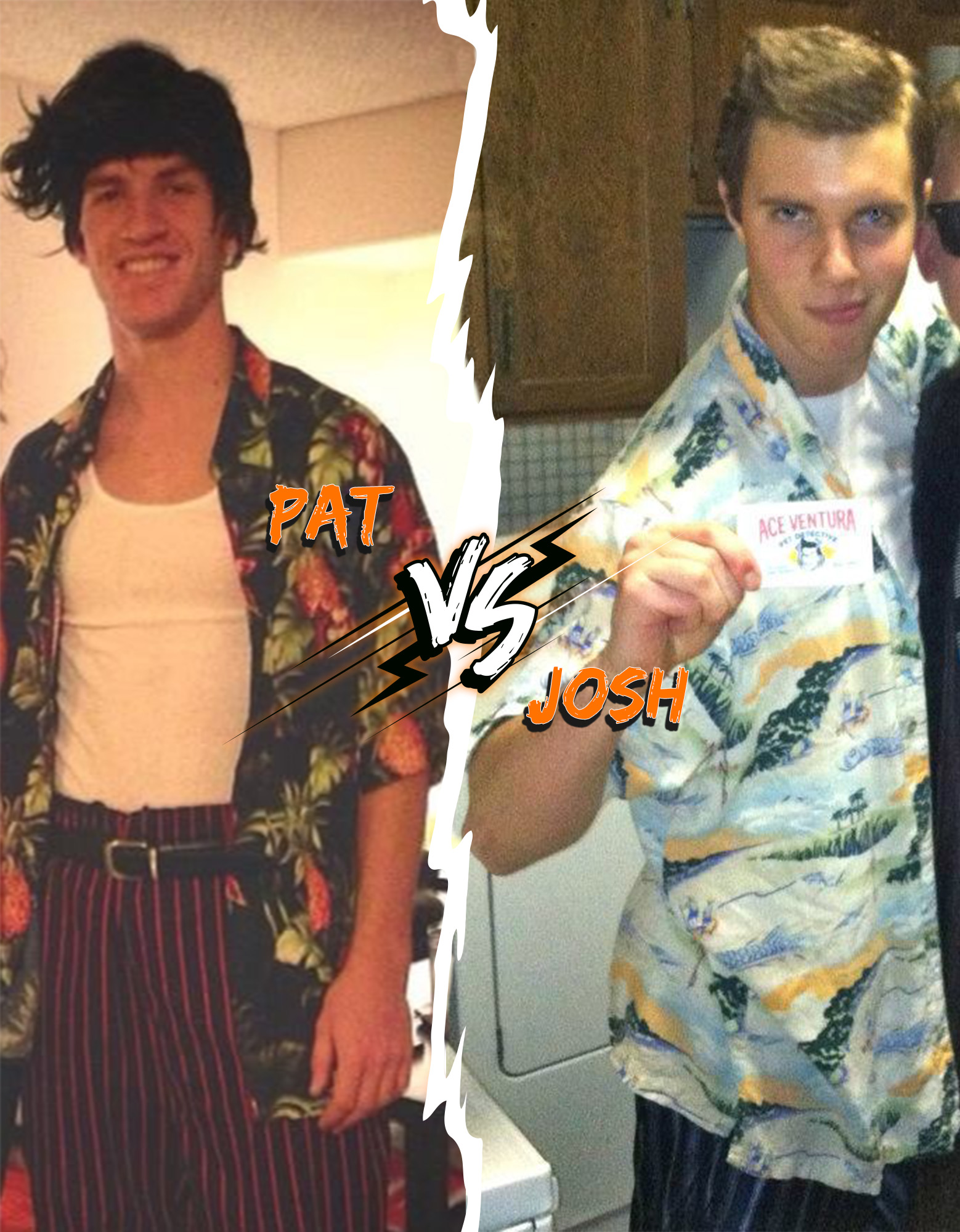 who wore it better ace ventura