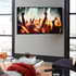 Get the best viewing angle from any seat in the house.