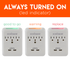Compares to Belkin, Cyberpower, and Panamax surge protection