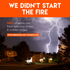 Fireproof technology keeps your entire home safe