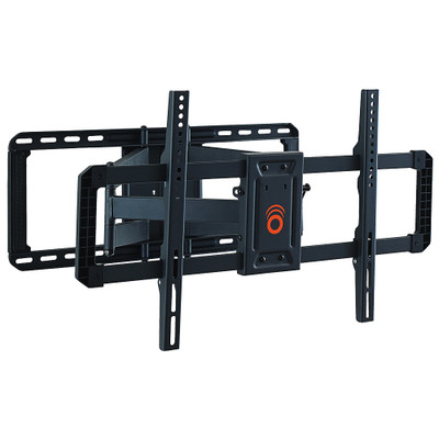 Articulating tv bracket for large tvs