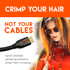 Braided jacket keeps this HDMI 2.1 ready to transmit 4k signals
